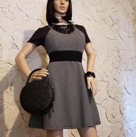 Dresses & Skirts - Dress, top, belt & necklace Back 2 School